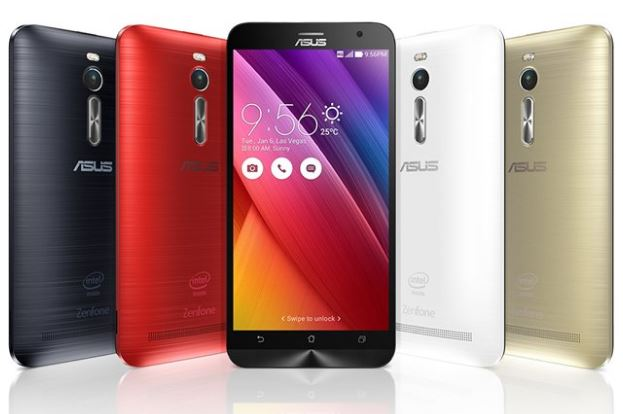 Asus Zenfone 2 Laser Gets Android 60 Marshmallow Update