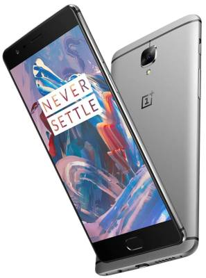 OnePlus 3 press render image leaked