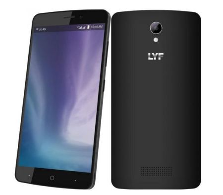 Lyf Wind 3 specifications and price