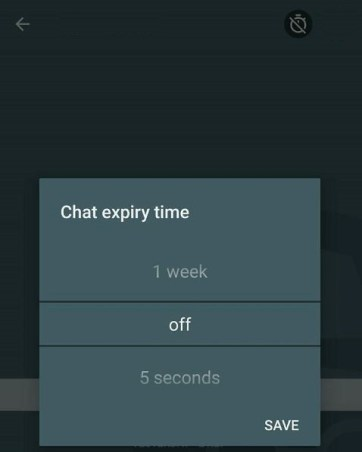 how-to-set-expiry-time-in-incognito-mode-in-google-allo