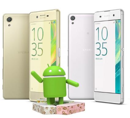 list-of-sony-devices-to-get-android-7-nougat-update-in-2016