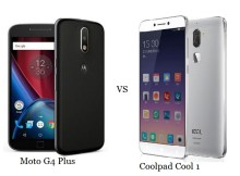 coolpad cool 1 vs moto g4 plus comaprison