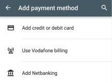 buy apps using airtel, vodafone or idea balance