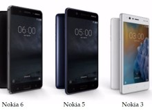 Nokia 6, Nokia 5 and Nokia 3 specifications, pricing and availability in India