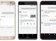 Devices Eligible for Google Assistant update