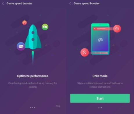 How to activate Game Speed Booster in Xiaomi smartphones