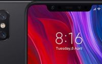 How to display battery percentage in POCO F1 notification bar