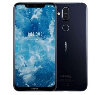 Nokia 8.1 with 6GB RAM