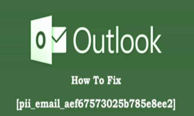"""6 Methods to fix and solve """"[pii_email_aef67573025b785e8ee2]"""" error?"""