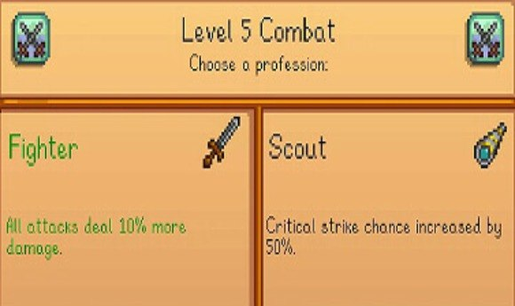 Stardew Valley Fighter or Scout – Which One is Better