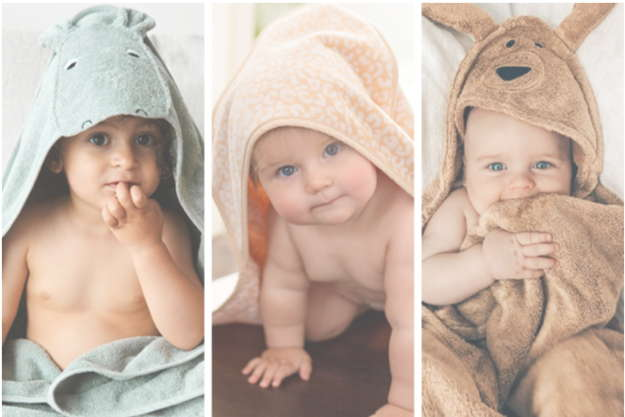 10 Best Baby Bath Towel  – Benefits and Uses of Baby Hooded Towel