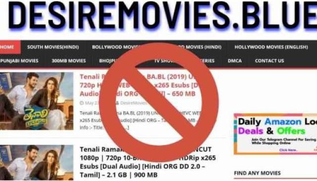 Desire movies illegle