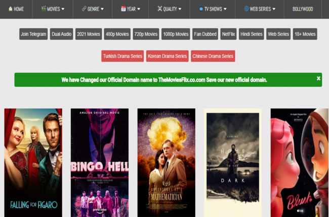 Moviesflix 2021 – Download Bollywood, Hollywood HD Movies