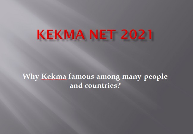 Kekma net 2021 – Why famous among many people and countries?