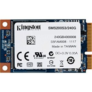 Kingston mSATA mS200 SMS200S3/240G 240GB mSATA