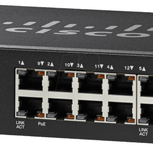 CISCO SG110-16HP-EU