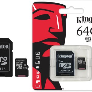 Kingston Class10 64GB