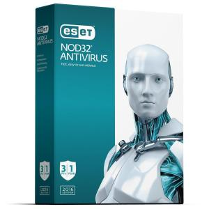אנטי וירוס ESET NOD32 Anti VirusFamily pack 4PC