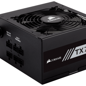 ספק כוח Corsair TX750M 80 plus GOLD Modular 750W 4X8PIN 12CM