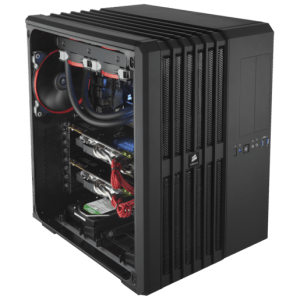 מארז ללא ספק CORSAIR AIR 540 BLACK High AirFlow ATX Cube Case