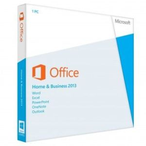 OFFICE 2013 HOME AND BUSINESS ENGLISH