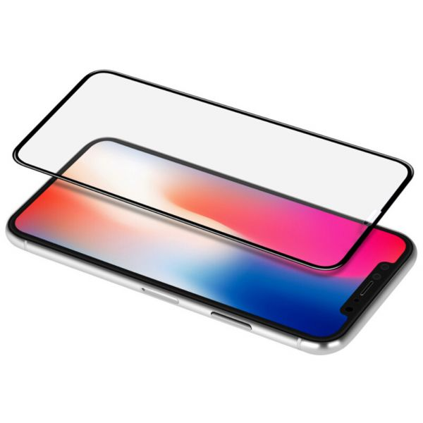 IPhone XR BMW TEMPERED GLASS With Invisible Logo