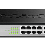 D-Link 16 Port Ethernet Switch 10/100 Metal