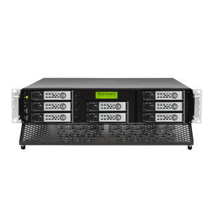 Thecus N8810U-G Enterprise Rackmount Storage 8-bay 10Gb NAS