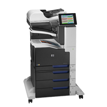 LaserJet Enterprise 700 color MFP M775z A3