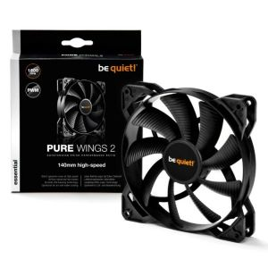 be quiet! Pure Wings 2 140mm PWM High-Speed