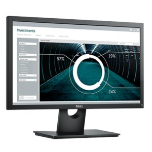 "Dell 22 Monitor | E2216H VGA DP- 54.6cm(21.5"") Black ISR"