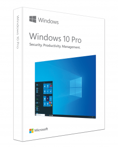 Windows 10 Pro 32/64-bit English USB Retail