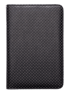 Pocketbook Cover Dots Black/Grey