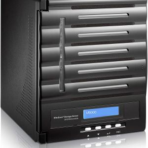 Thecus W5000 8TB Included Windows Storage server cloud NAS 25 user license
