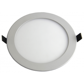LED Recessed Round Panel 16W Cool White