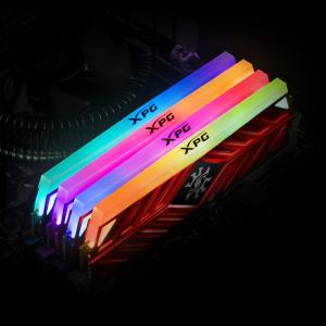 DDR4 16G (8Gx2) / 3200 CL16 XPG SPECTRIX D41 A-DATA