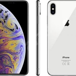 iPhone XS Max 64GB Silver - יבואן רשמי