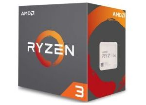 AMD Ryzen 3 3300X AM4 Box