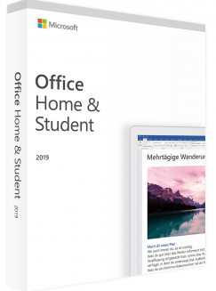 Microsoft Office 2019 Home And Student Hebrew