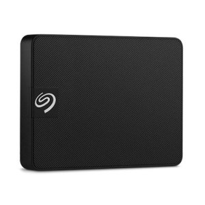 כונן חיצוני נייד SEAGATE Expansion SSD 500GB BLACK
