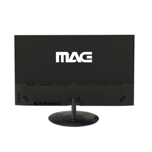 מסך מחשב Mag F24HD FHD VA 2Ms 75hz VGA HDMI speakers black