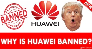 Why is Huawei banned