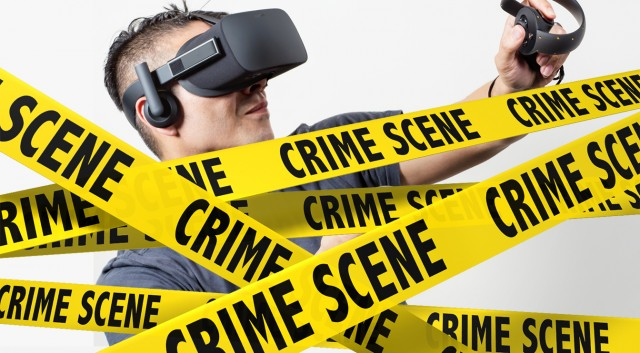 Reconstructing a Crime Scene: Virtual Reality in Courtrooms