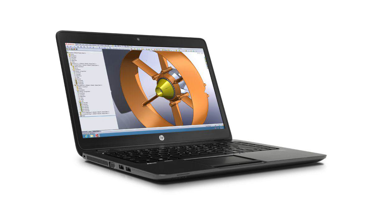 All You Need to Know About HP ZBook 14 Intel Core i7-2.1GHz Mobile Workstation