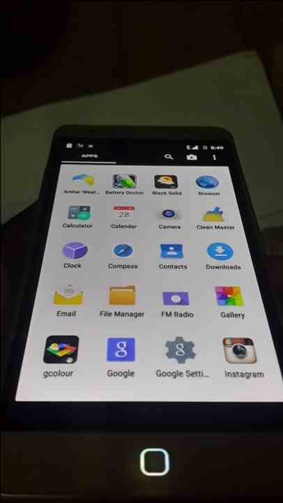Elephone P7000 review 10