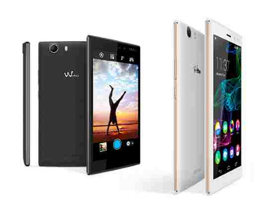 Wiko Ridge 4G Phone