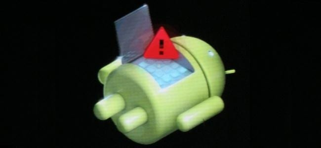tecno android recovery mode