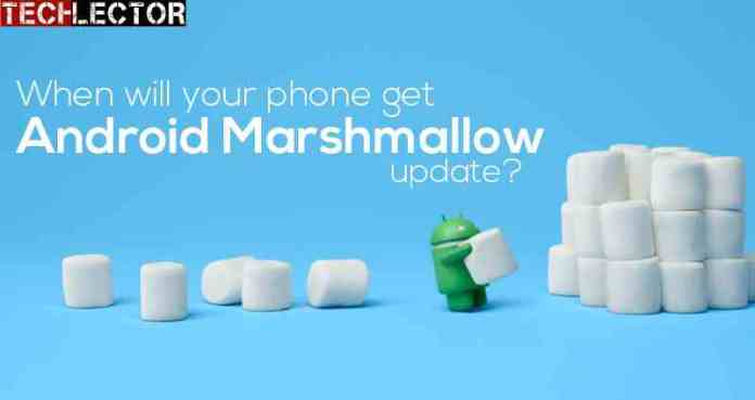 android mashmallow update