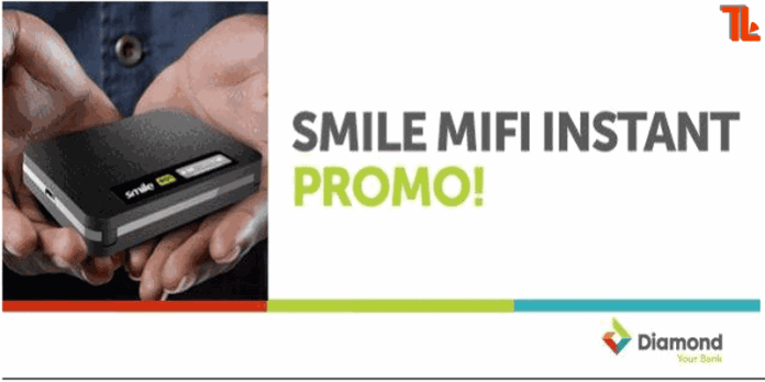 Diamond Smile MIFI Promo