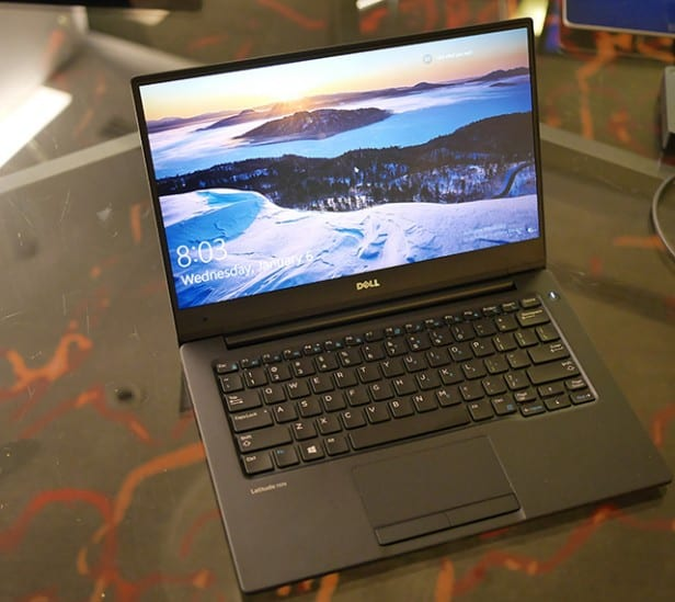 CES 2016 : Dell Latitude 13 7370 is A Beautiful Business Laptop